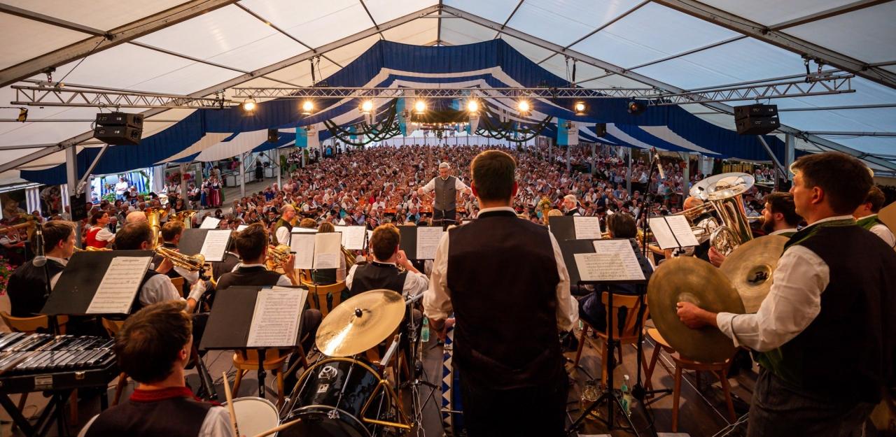 Blasorchester der Münchner Philharmoniker, Albert Osterhammer
